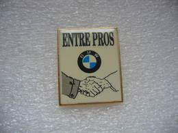 Pin's BMW, Entre Pro - BMW