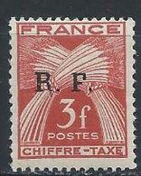 France Libération Bordeaux Mayer 17 Type 2 XX / MNH - Libération