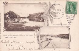 CUBA - Matanzas - Cañon Del Rio Yumuri  - 1902 - Cuba