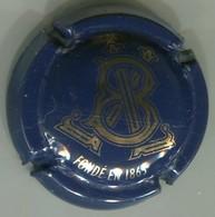 CAPSULE-BOURGOGNE LEONCE BOCQUET Bleu & Or - Mousseux