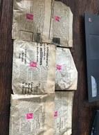 N°528 100den Zegels In Zakjes Nog  Nooit Uitgezocht Intressant Voor Stempels - Used Stamps