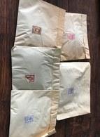 100den Zegels In Zakjes Nog  Nooit Uitgezocht Intressant Voor Stempels - Used Stamps