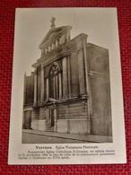 VERVIERS  -  Eglise Protestante Nationale - Verviers