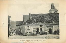 Harreville Les Chanteurs Place De La Mairie  Réf 1754 - Autres Communes