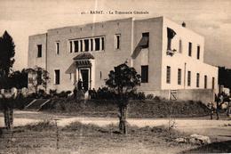 MAROC - RABAT - LA TRESORERIE GENERALE - Rabat