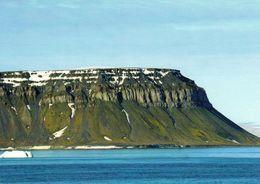 1 AK Russia Franz Josef Land * Ansicht Der Insel Northbrook Mit Dem Kap Flora * - Russie