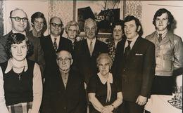 EEKLO   = FOTO 1973  +- 13 X 8 CM  =  GOUDEN BRUILOFT     DE WISPELAER - Eeklo