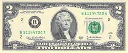 Two Dollar USA UNC (I) - Federal Reserve (1928-...)