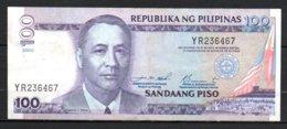624-Philippines Billet De 100 Piso 2000 YR236 - Philippines