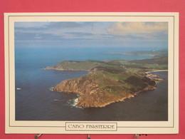 Visuel Pas Très Courant - Espagne - Cabo Finisterre - La Corogne - Scans Recto-verso - La Coruña