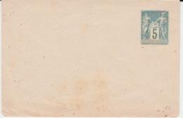 FRANCE CARTE LETTRE NEUVE SAGE - Postal Stamped Stationery