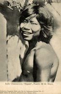 INDIO // INDIAN CHAMACOCO ZIGUIZI. PUERTO 14 DE MAYO. -  Fonds Victor FORBIN 1864-1947 / PLAIN BACK - Paraguay