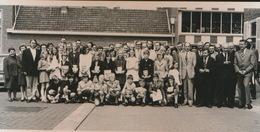 AALTER    = FOTO 1973  +- 13 X 8 CM  =    LAUREATEN OPSTELWEDSTRIJD - Aalter