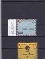 2008 - Croatie -  Croatia - Hrvatska  - - Europa-CEPT