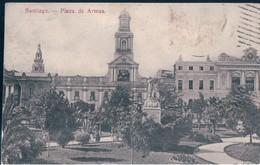 POSTAL SANTIAGO - PLAZA DE ARMAS - HUME Y CA AHUMADA 357 - CHILE - Chile