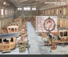 Por. Block 211 Kutschenmuseum  ** MNH Postfrisch - Hojas Bloque