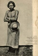 INDIO // INDIAN  CADUVEO (MBAYA) RIO NABILEQUE. -  Fonds Victor FORBIN 1864-1947 / PLAIN BACK - Paraguay
