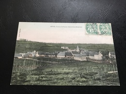 RIVES Canton De Sainte Genevieve (Aveyron) - 1907 Timbrée - Autres Communes