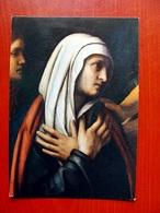 (FG.W05) BERNARDINO LUINI - LA MADONNA ADDOLORATA (MILANO, MUSEO POLDI PEZZOLI) - Pittura & Quadri