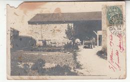 21 - Gevrey-chambertin - Carte-photo De 1904 - Vendue En L'état - Gevrey Chambertin