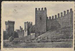 ESTE - CASTELLO - EDIZ. RANDI ESTE - VIAGGIATA DA ESTE 1939 - Castelli