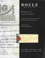 Catalogue Boule  Collection Binetruy Sur Les Armées - Catalogi Van Veilinghuizen