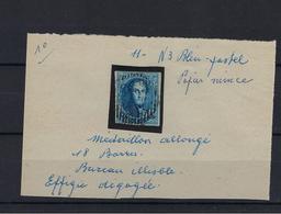 N°11 GESTEMPELD MET 4 MARGES COB € 10,00 SUPERBE - 1858-1862 Médaillons (9/12)
