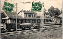 70 VITREY - La Gare - Frankreich