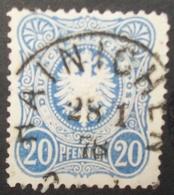 N°433 TIMBRE DEUTSCHES REICH OBLITERE - Allemagne