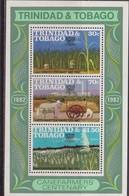 Trinidad & Tobago - Farm Agricolture Agricoltura Set MNH - Agricoltura
