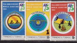 Trinidad & Tobago - Scout Set MNH - Nuovi