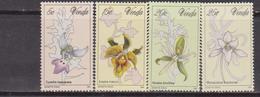 Venda Flora Orchidee Flowers Set MNH - Orchidee