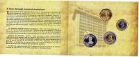 DOMINICAN REPUBLIC 2008 Coin Set Pesos - Dominicaanse Republiek