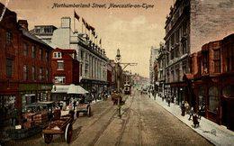 NORTHUMBERLAND STREET NEWCASTLE ON TYNE - Newcastle-upon-Tyne