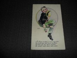 Illustrateur ( 175 )    W. Tip - Autres Illustrateurs