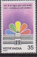 India 1982  Art Set MNH - Nuovi