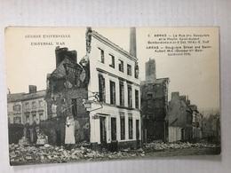 ARRAS Rue Des Gauquiers Et Moulin Saint Aubert Bombardement Du 6 Octobre 1914 - Arras