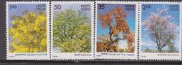 India 1982 Tree Alber MNH - Nuovi