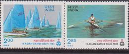 India 1982 Sport MNH - Nuovi