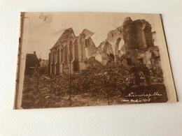 Nieuwkapelle  Diksmuide  Nieuwkapelle Voor Mei 1915 - Diksmuide