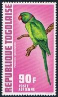 Togo - OIseau Exotique : Perroquet PA 184 (année 1972) ** - Parrots