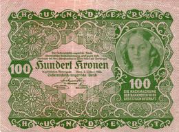 Ukraine 5 Karbowanez 1942 VF-XF Banknote  German WWII P-51 - Ukraine