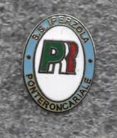 SS Ipezola Ponteroncariale Zola Predosa Calcio Distintivi FootBall Soccer Pins Spilla Italy Iper Zola - Calcio