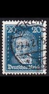 GERMANY REICH [1926] MiNr 0392 X ( O/used ) - Oblitérés