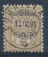 """HELVETIA - Mi Nr 50 - Cachet """"COURELARY"""" - (ref. 1410) - Oblitérés"""