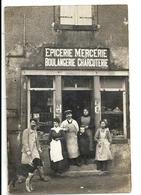 N 1345  EPICERIE MERCERIE VOSGES LOCALISATION INCONNUE  PROBABLE SECTEUR DARNIEULES - France