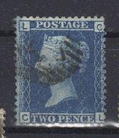 Grande-Bretagne   N° 27 Planche 9  (1858) - 1840-1901 (Viktoria)