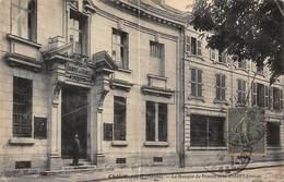 BANQUE DE FRANCE - CHATELLERAULT : La Banque De France Et Le Credit Lyonnais - Etat - Banken