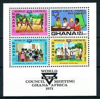 Ghana Nº HB-41 Nuevo - Ghana (1957-...)