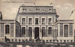 BANQUE DE FRANCE - COULOMMIERS : Banque De France - Tres Bon Etat - Banques
